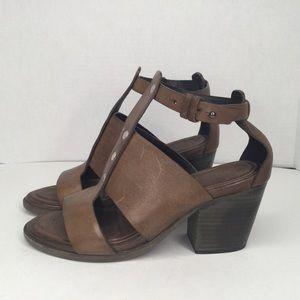 Rag & Bone leather sandals.